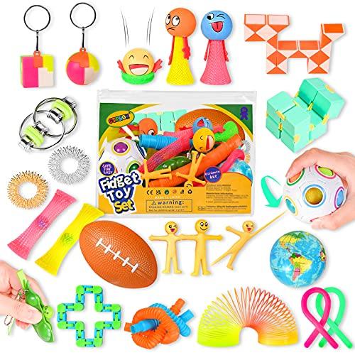 fidget toys set 10 euro GTPHOM Fidget Toy Set