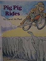 Pig Pig Rides 0525442227 Book Cover