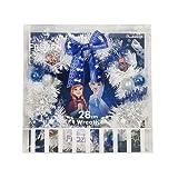 ディズニー プリンセス(Disney Princess)アナと雪の女王 クリスマスリース 28cm クリスマス飾り 玄関リース 飾り( アナ エルサ アナ雪 )