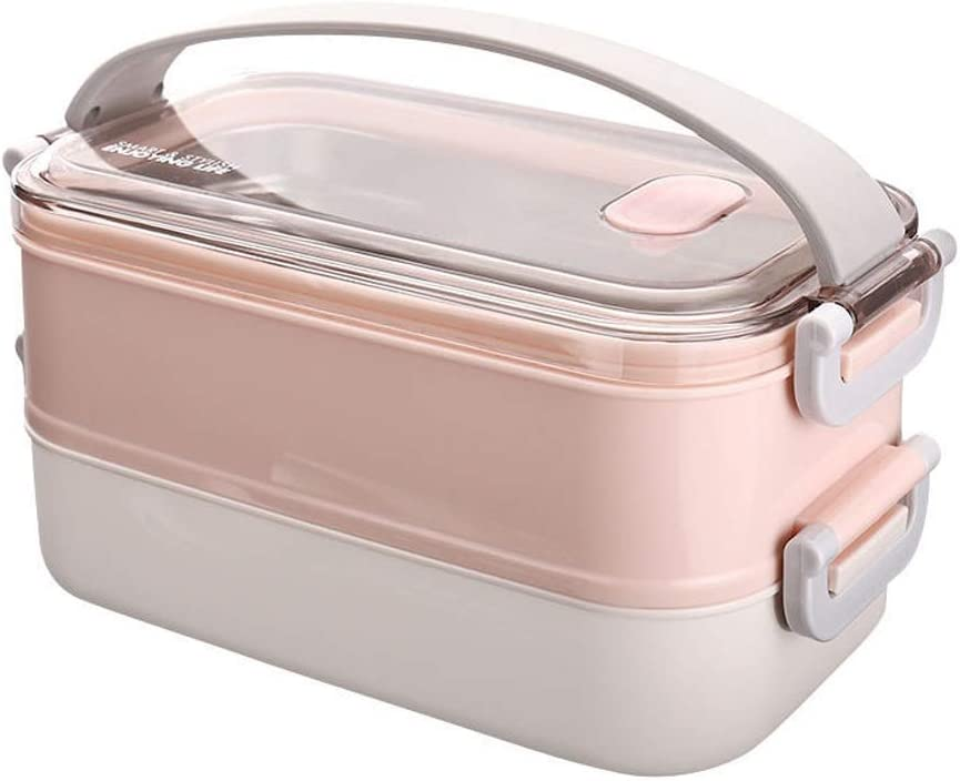 Bento Box Outlet sale feature Double-layer Lunch with Ranking TOP19 Steel Stainless