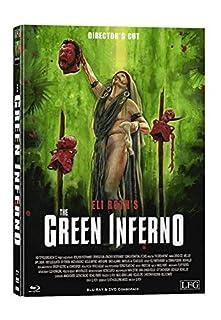 The Green Inferno - Mediabook Cover C - Limitiert auf 300 Stück - Director's Cut (+ DVD) [Blu-ray]