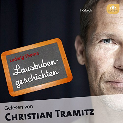 Lausbubengeschichten audiobook cover art