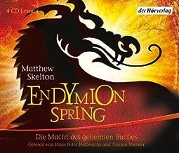 Endymion Spring: Die Macht des geheimen Buches