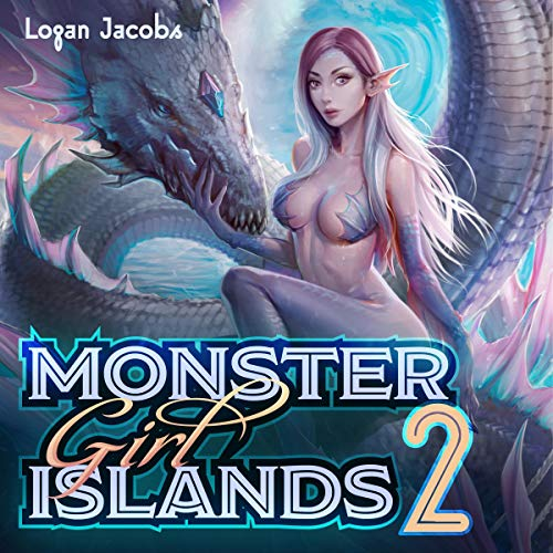 Couverture de Monster Girl Islands 2