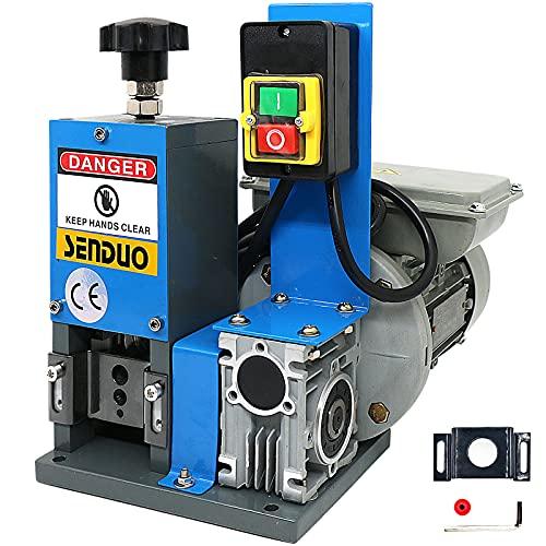 Automatic Electric Wire Stripper Machine Wire Diameter 0.06-1inch Wire Stripping Machine Speed...