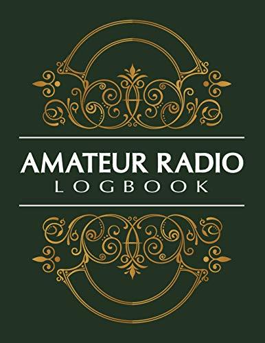Amateur Radio Logbook: Callsign Signal Wave Testing Log; Logbook for Ham Radio Operators; Amateur Ham Radio Station Log Book; Ham Radio Contact ... Radio-Wave Frequency & Power Test Logbook