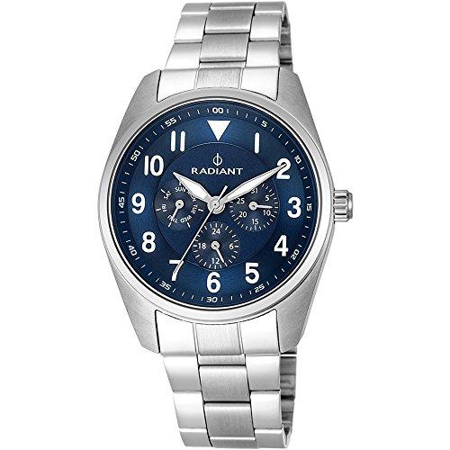 Reloj Radiant hombre Brooklyn Blue Silver RA454203 [AB9304] - Modelo: RA454203