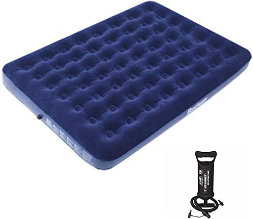 HEKQ Matelas gonflables Matelas pneumatique Gonflable Coussin Gonflable Tissu de Flocage Design Funky Moderne de Haute qualité 6 Tailles (Taille   203  183  22cm)