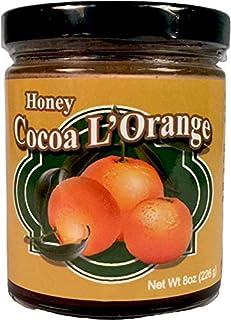 Zen Bear | Honey Cocoa L' Orange | Premium Clover Honey Sweetened Organic Chocolate Cocoa With Natural Orange Flavor | Per...