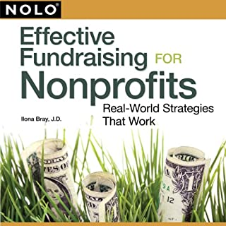 Effective Fundraising for Nonprofits cover art