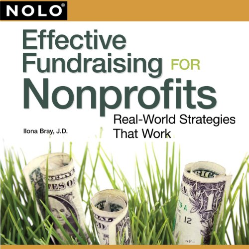Effective Fundraising for Nonprofits Titelbild