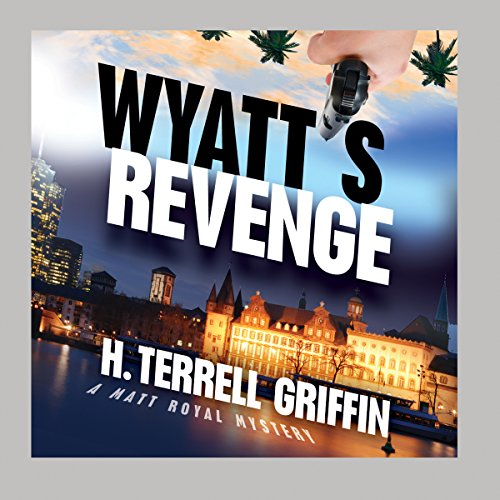 Wyatt's Revenge audiobook cover art