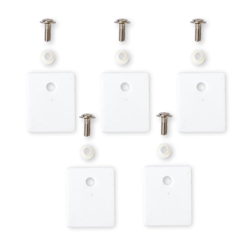 Almencla 5Pcs TO-3P Ceramic Miami Mall Thyristor Popular product Transistor Insulatio Triac