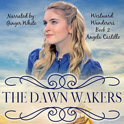 Diseño de la portada del título The Dawn Wakers