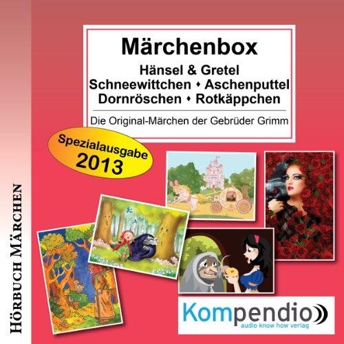 Die große Märchenbox Titelbild