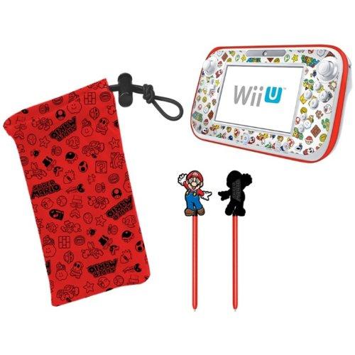 PowerA CPKA000301 caja de video juego y accesorios - accesorios de juegos de pc (Rojo)