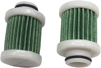 2 Pcs 6D8-WS24A-00-00 Fuel Filter Replacement for Yamaha Marine Outboard 30hp-115hp 2006 & Later