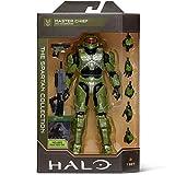 HALO HLW0018 Spartan-Kollektion - Meisterführer hochbeweglich, beweglich mit Waffenzubehör zum Spielen und Ausstellen