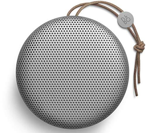 Bang & Olufsen Beoplay A1 - Altavoz Bluetooth portátil con micrófono, Natural