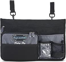mit Rutenhaltern Aquantic Reling Organizer Metall/ösen Zwei Verschiedene Gr/ö/ßen Schlaufen und Taschen