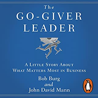 The Go-Giver Leader cover art