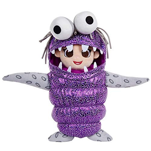 Disney Pixar Talking Plush Boo, Nap Time and Cuddle Doll, Soft Toy Based on Animated Film Monsters Inc, For Kids 3 Yrs and Up