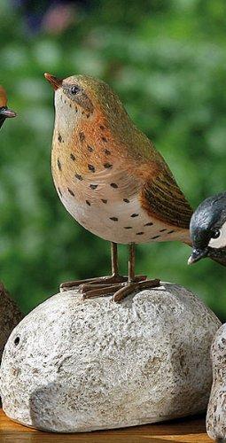 Boltze Bewegungsmelder Vogel Bewegungssensor, gepunktet, 1812-5266800