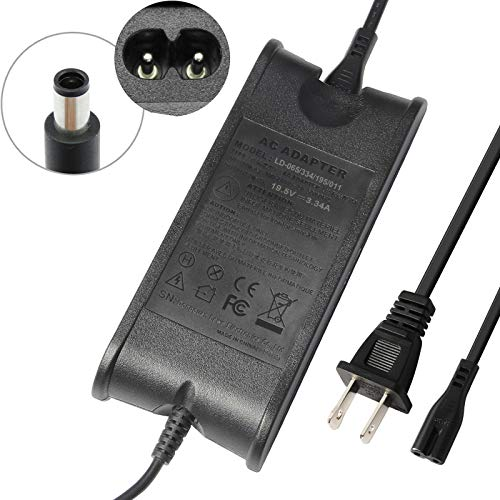 Futurebatt AC Power Adapter Charger for Dell Latitude D410 D420 D430 D500 D505 D510 D520 D530 D531 D600 D610 D620 D630 D800 D810 D820 D830 Power Supply Cord