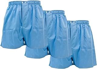 5XL, BIG Uomo Jockey Knit Boxer Trunk Twin Pack in Nero o Bianco 2XL 4XL 3XL