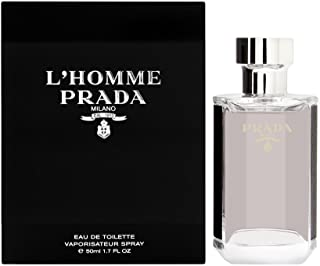 Prada L'Homme by Prada for Men 1.7 oz Eau de Toilette Spray
