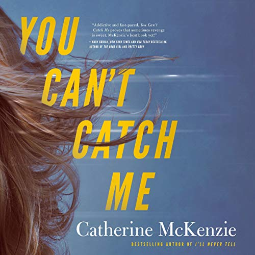 You Can't Catch Me cover art