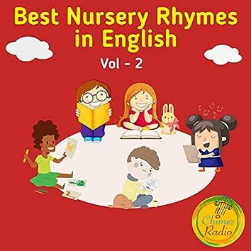 Best Nursery Rhymes in English, Vol. 2
