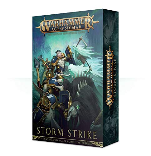 Games Workshop Warhammer Age of Sigmar Sturmschlag