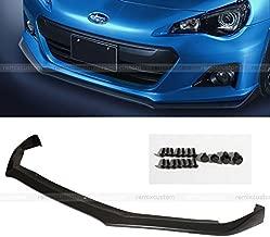 Remix Custom CS Style Front Body PU Bumper Lip Spoiler Kit Compatible with Subaru 2012-2016 BR-Z