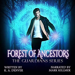 Forest of Ancestors audiobook cover art