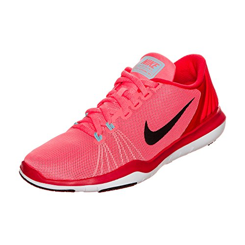Nike Flex Supreme TR 5, Scarpe da Fitness Unisex-Bambini, Rosso (Rot Rot), 38 EU