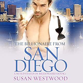 The Billionaire from San Diego: A Thrilling BWWM Billionaire Romance audiobook cover art