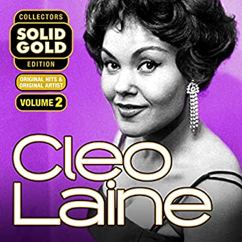 Solid Gold Cleo Laine, Vol. 2