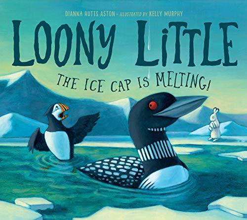 Loony Little: The Ice Cap Is Melting (English Edition)