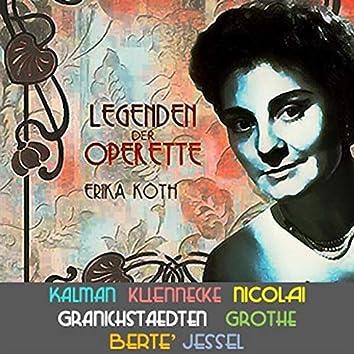 Legenden der Operette · Erika Köth