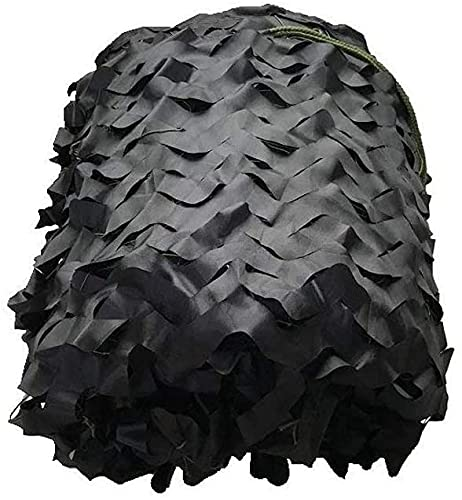 Red Camufar, Malla de Camuflaje Militar, Tela Oxford Camouflage Net, Lightweight Durable, Sombrilla De Sombrillas Sombrillas, Para Caza, Decoración, Sombra Sombra, Party Theme, Camping(Size:3mx4m)