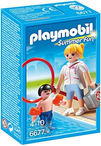 Playmobil 6677 - Schwimmmeisterin