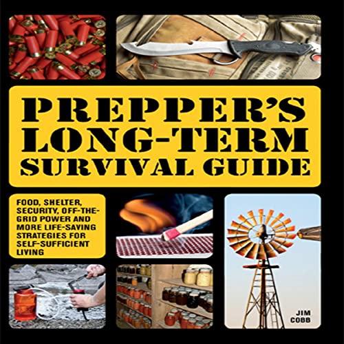 Prepper's Long-Term Survival Guide cover art