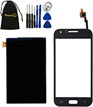 LCD Display Screen Replacement + Touch Digitizer Screen Replacement For Samsung Galaxy J1 J100 with opening tools(Black)
