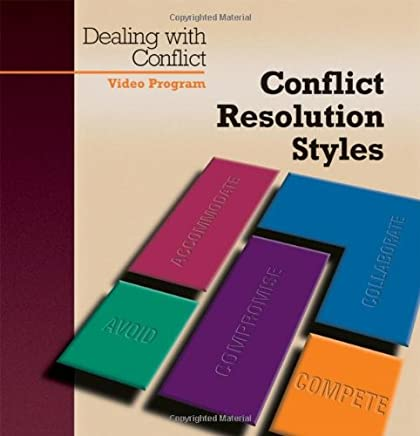 Conflict Resolution Styles Video Program