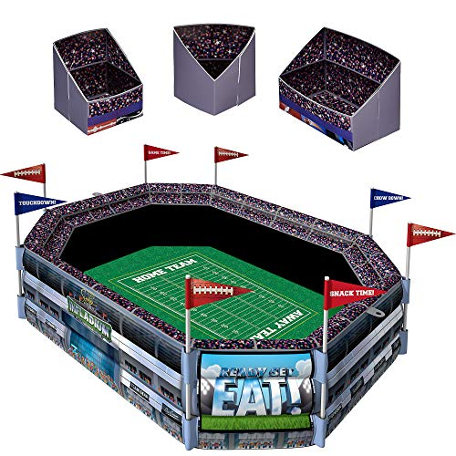Sunny Anderson's Infladium: The Inflatable Snack Stadium,