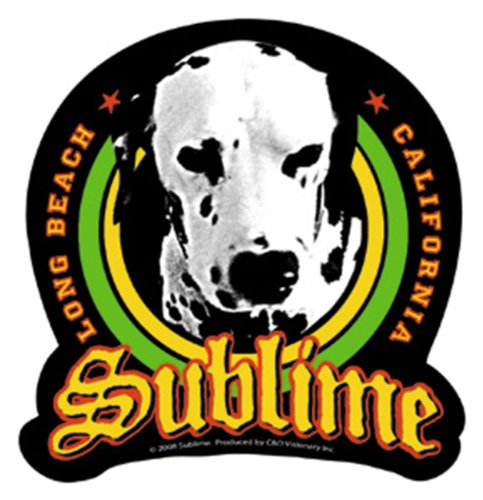 C&D Visionary Licenses Products Sublime Loudog Sticker