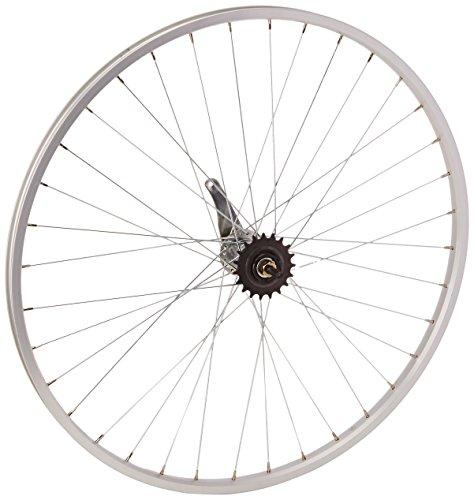 Sta Tru Steel Single Speed Coaster Brake Hub Rear Wheel (26X1 3/8-Inch)