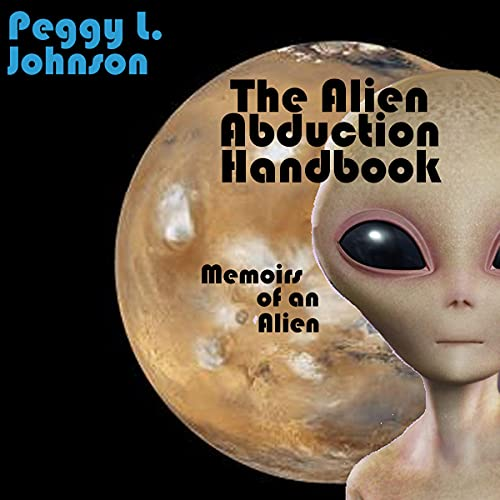 The Alien Abduction Handbook Titelbild