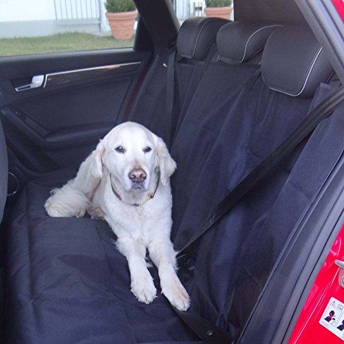 Funda para asiento trasero de coche, recomendada para Mercedes-Benz GLC Coupé, impermeable, 119 x 4